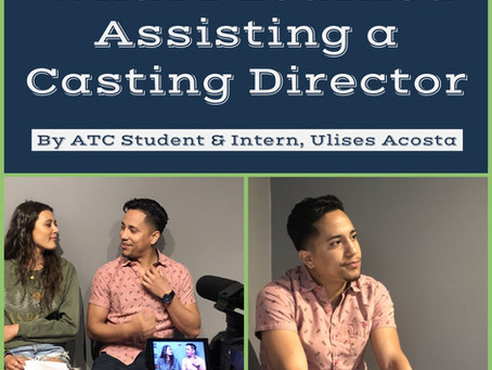 What I Learned Assisting a Casting Director