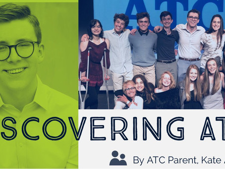 Discovering ATC: A Mother & Son's Journey