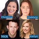 Broadway Bound w/Broadway Actor, Nick Blaemire, Broadway Casting Director, Kaitlyn Shaw, & more