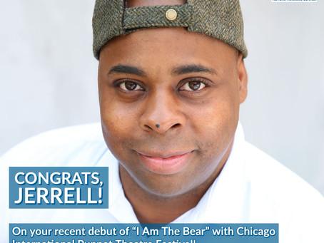 """I Am The Bear"" by Jerrell Henderson"