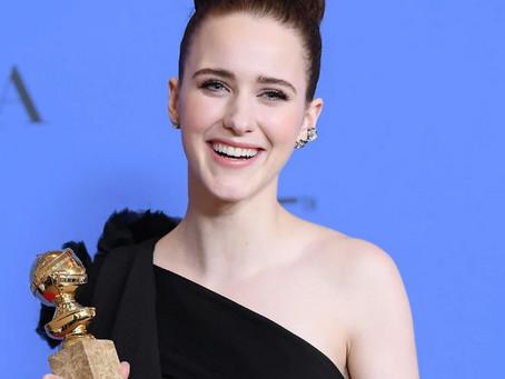 ATC Alum, Rachel Brosnahan, Wins Golden Globe