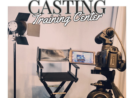 "#train2work series: ""Casting"" Training Center"