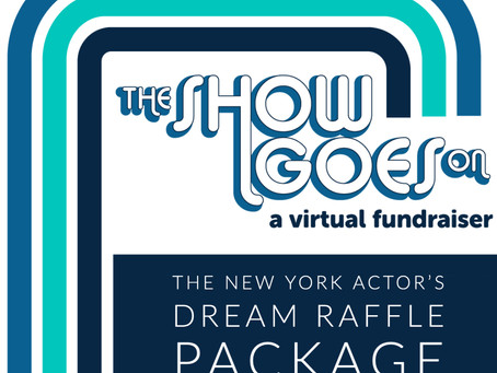 The New York Actor's Dream Raffle Package