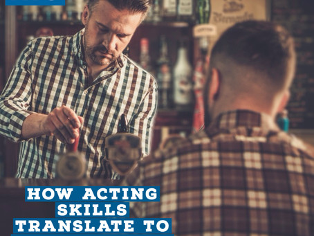 How Acting Skills Translate to Everyday Life Skills