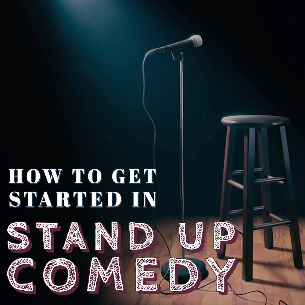 how to do stand up comedy