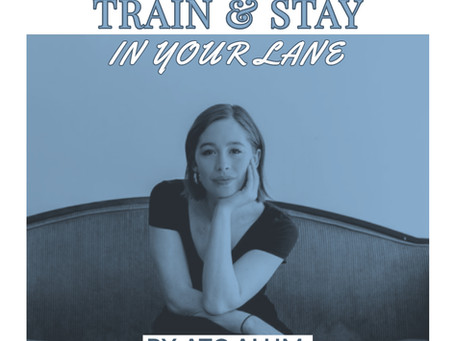 Train & Stay In Your Lane