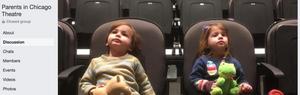 Parents in Chicago Theatre