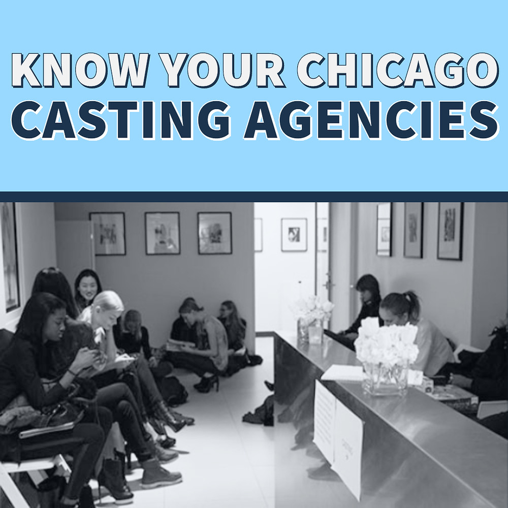 casting agencies in chicago