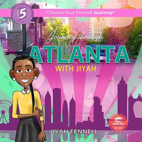 Journey through Atlanta with Jiyah
