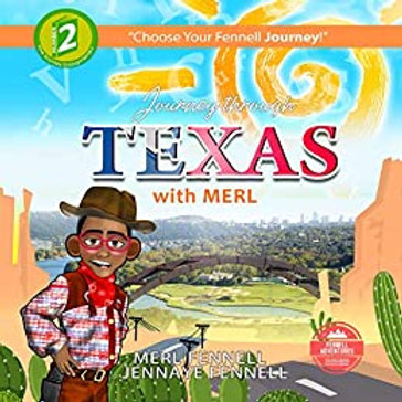 Journey through Texas with Merl