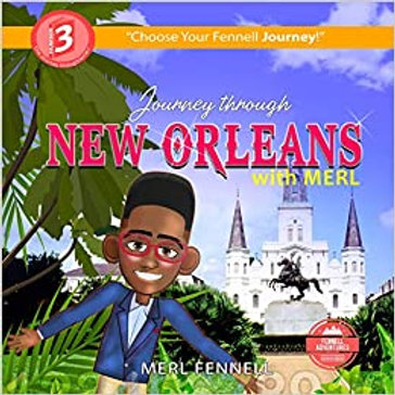 Journey through New Orleans with Merl