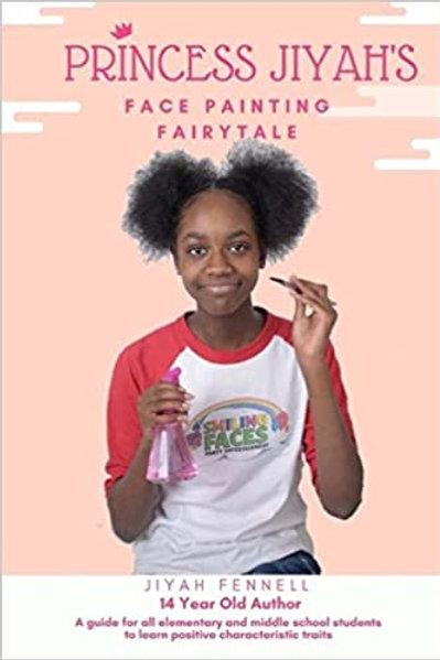 Jiyah's Face Painting Fairytale
