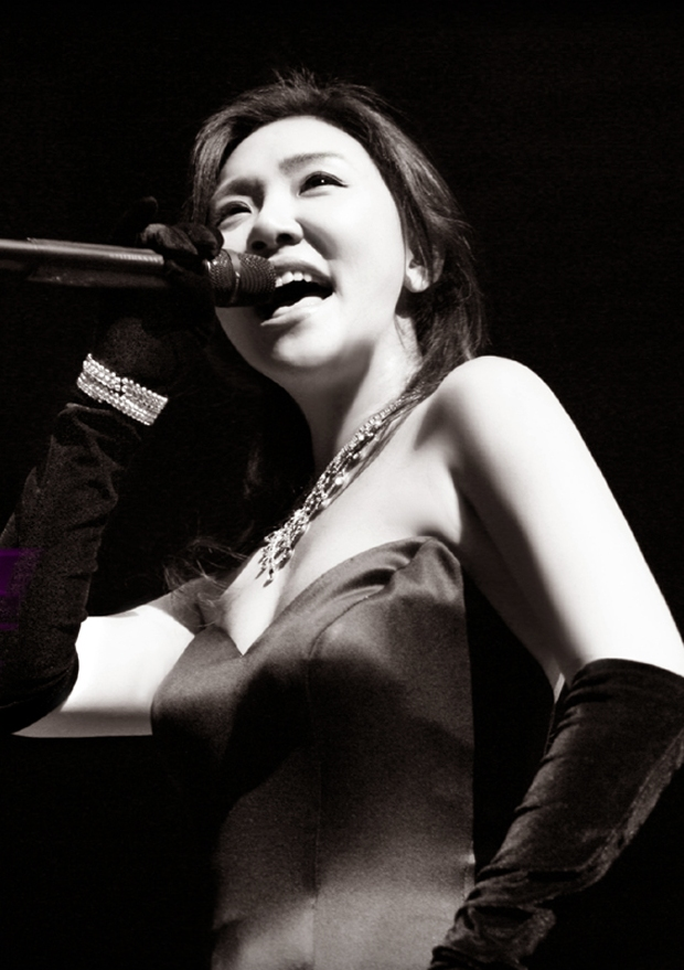 Rose Jang DVD 자켓 안쪽(투명케이스사용)짜른것