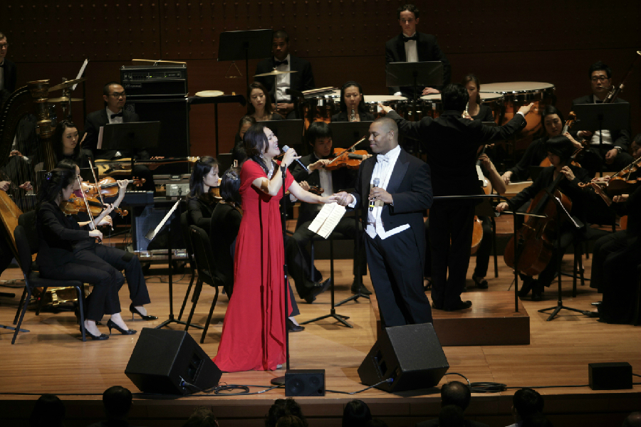 Rose Jang duet with Marcus Smith