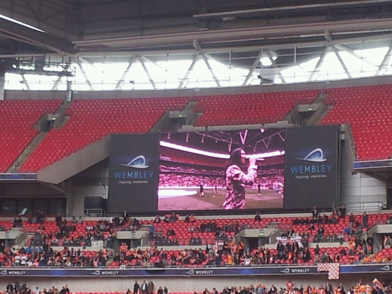 Rose Jang Wembley Screen 2