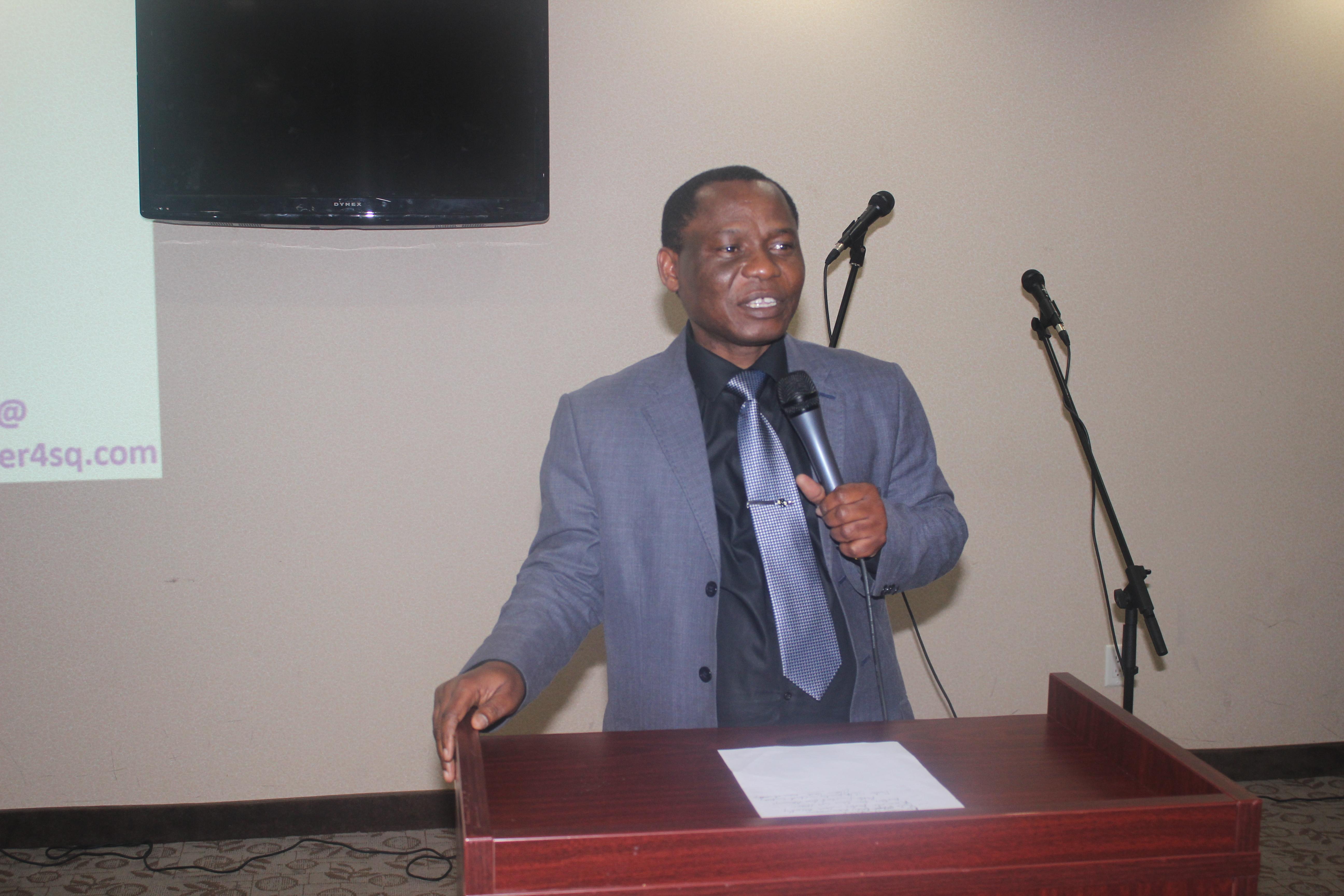 Pastor Jide Akinyemi