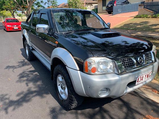 2011 Nissan Navara St-R (4x4) Dual Cab