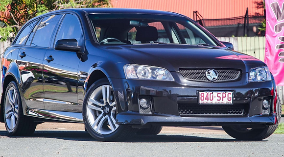 2009 Holden Commodore SV6 Wagon