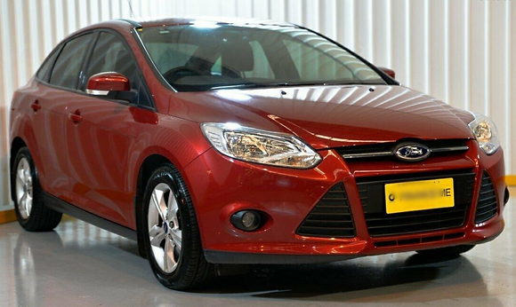 2012 Ford Focus Trend LW Sedan
