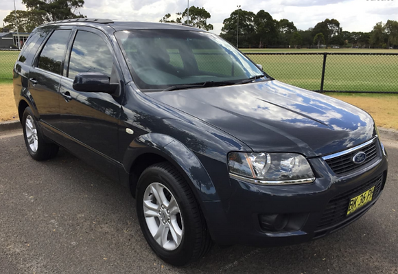 2010 Ford Territory 7 Seater