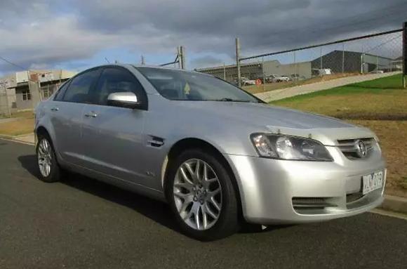 2008 Holden Commodore Sedan Dual Fuel/LPG