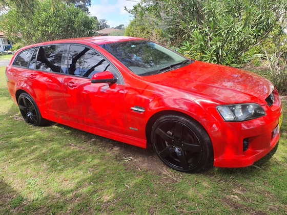 2009 Holden Commodore VE Wagon