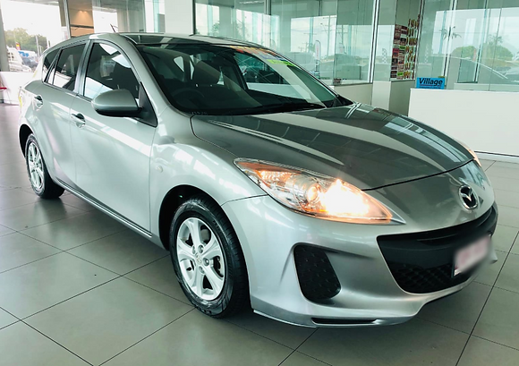2011 Mazda 3 Neo Series 1 Hatchback