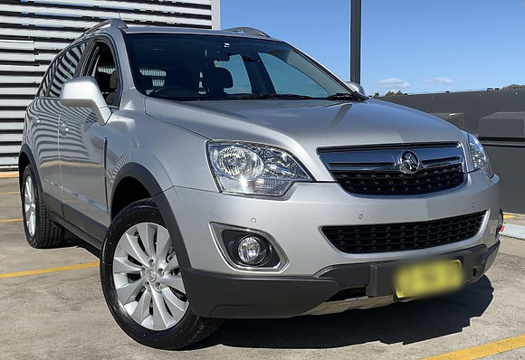2015 Holden Captiva 5 Seater