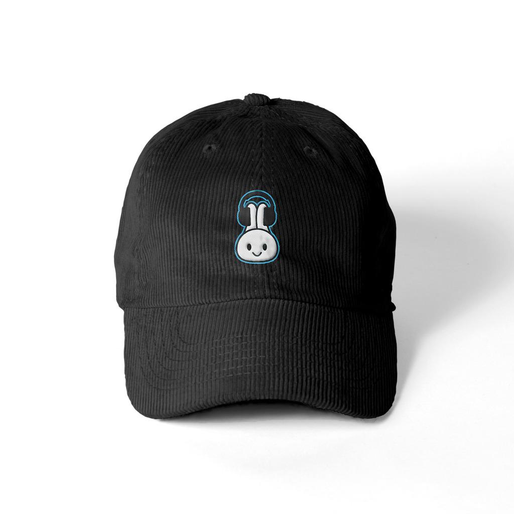 FUNNY☆BUNNY【 音楽なしじゃ成仏できない!ワンポイント刺繍 】CAP