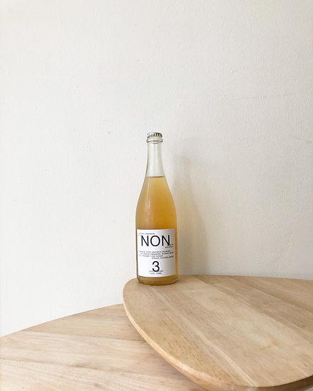 NON 3 - Toasted Cinnamon + Yuzu