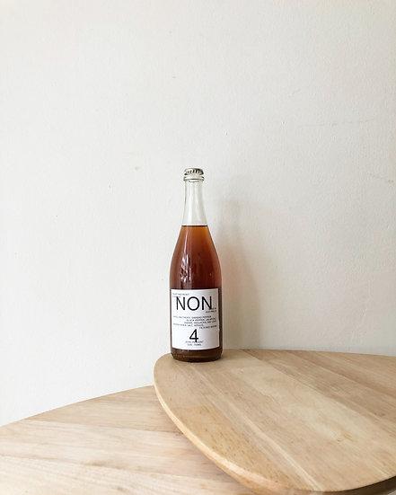 NON 4 - Roast Beetroot + Sansho