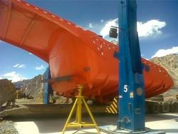 Paso 1A: Desmontaje camión cama baja