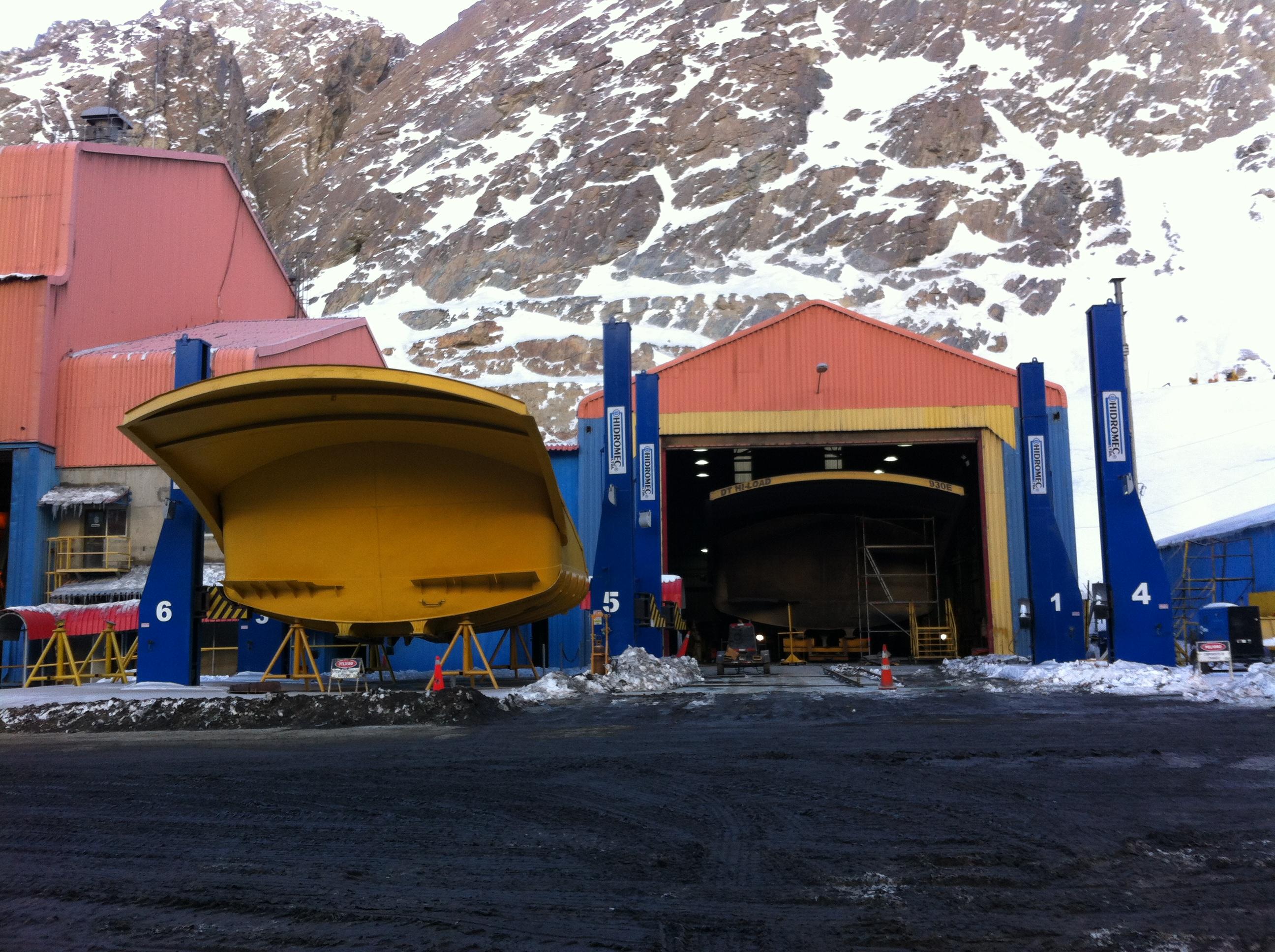 Minera Los Pelambres - Chile