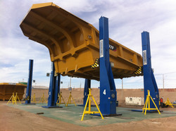 Minera Codelco DHM - Chile