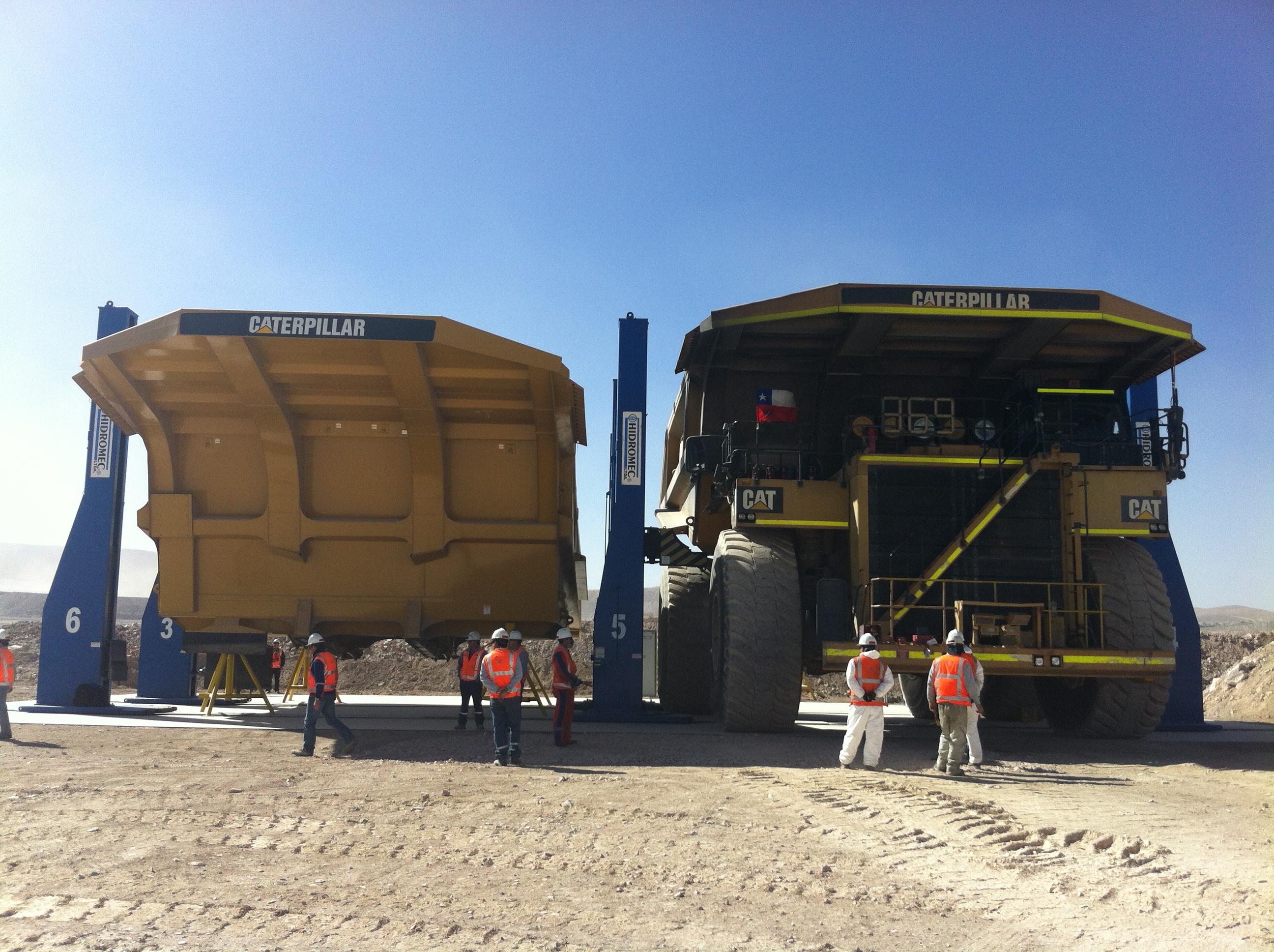 Minera Escondida - Chile