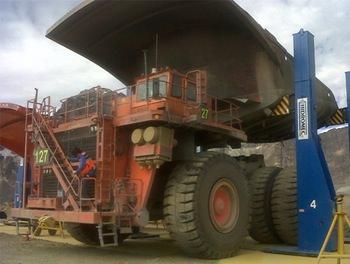 Paso 2B: Desmontaje Tolva de camión