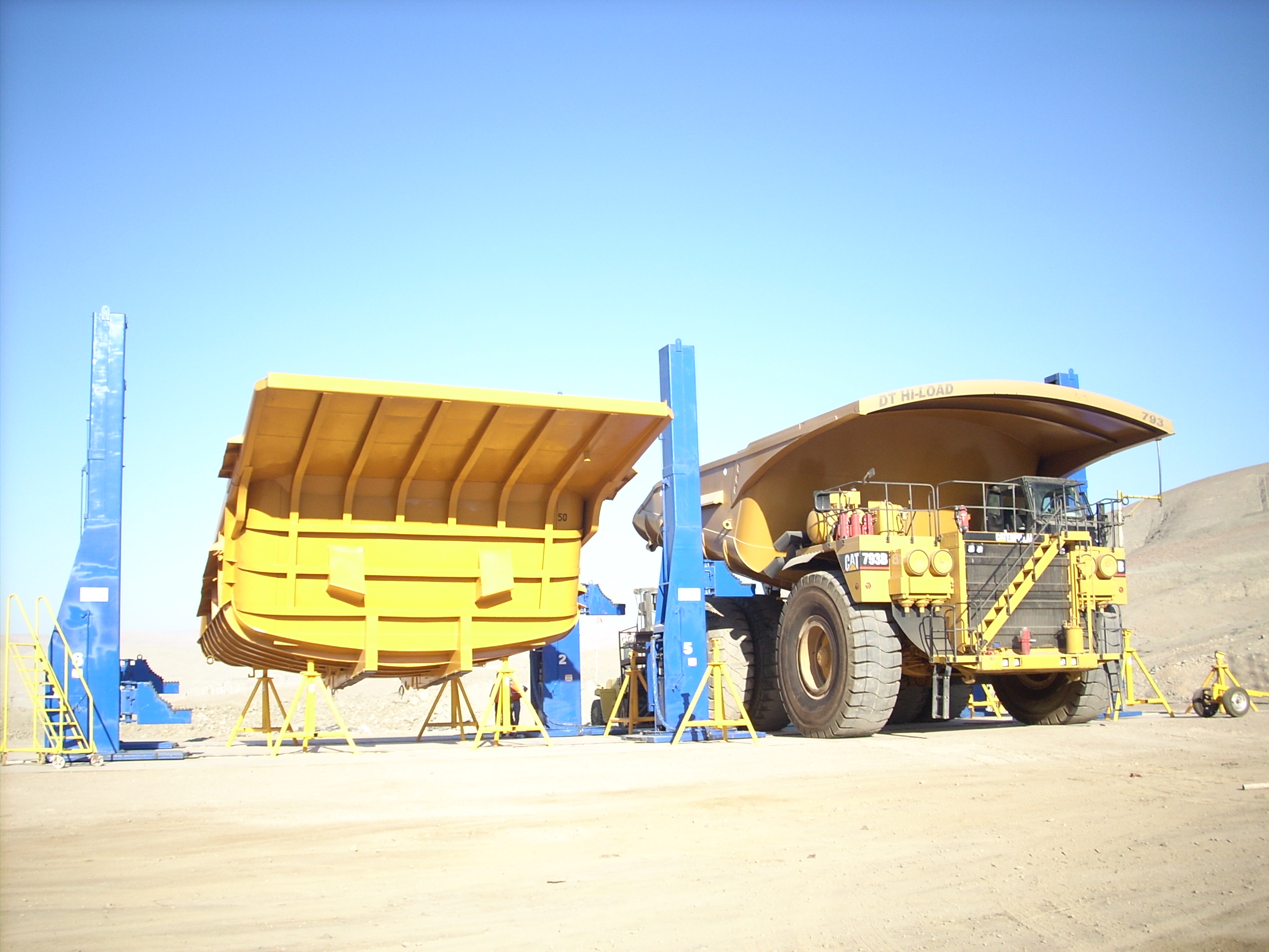 Minera El Tesoro - Chile