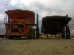 Paso 2F: Montaje Tolva sobre camión