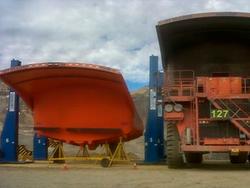 Paso 2A: Desmontaje Tolva de camión