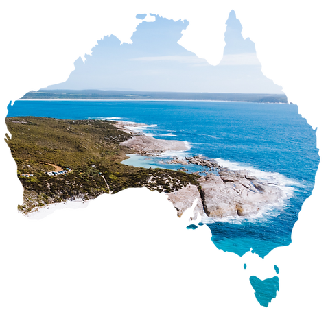 オーストラリア風景