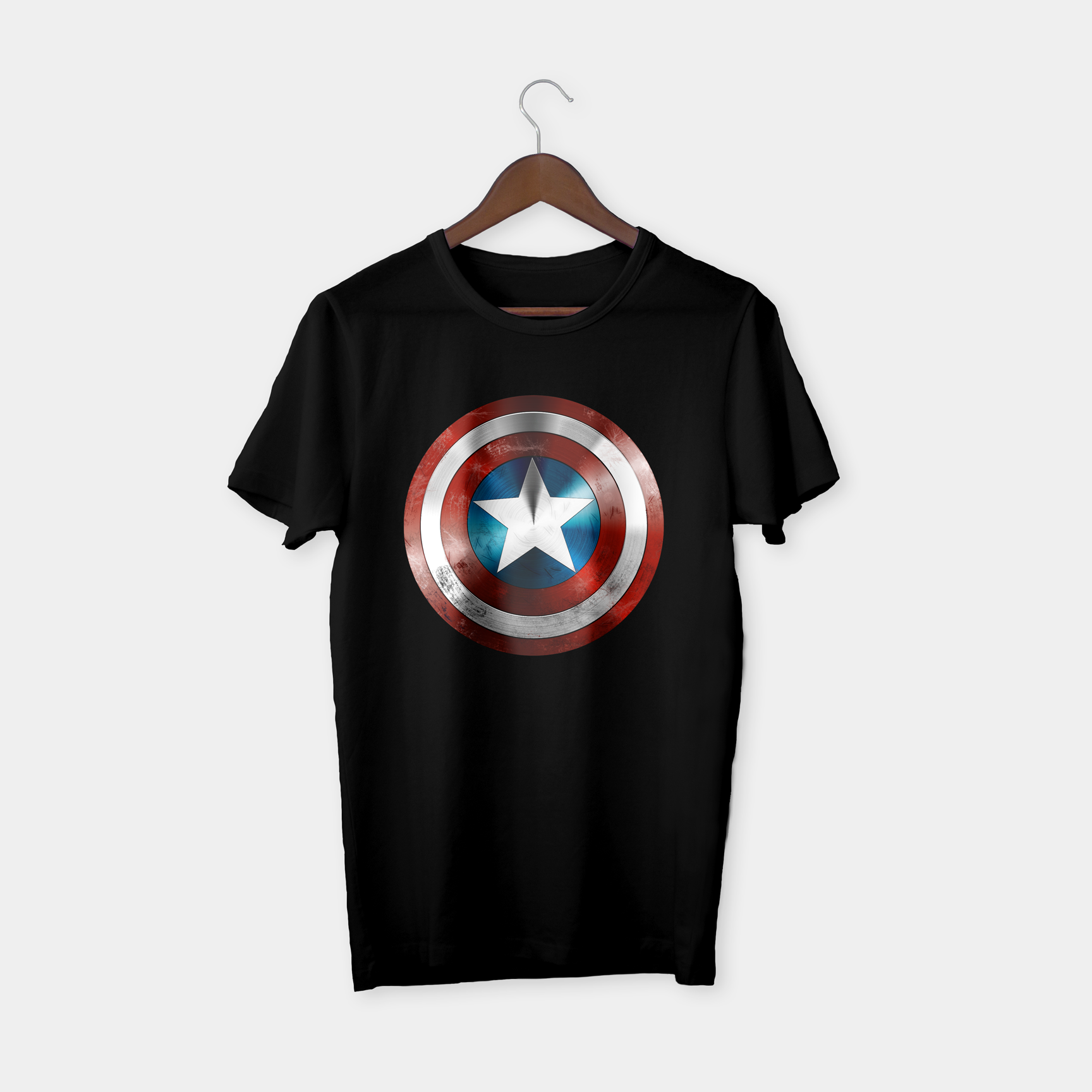 CAPTAIN-AMERICA-BLACK-TEE