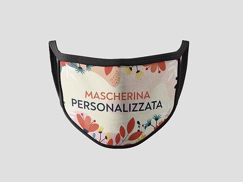 Mascherina Personalizzata
