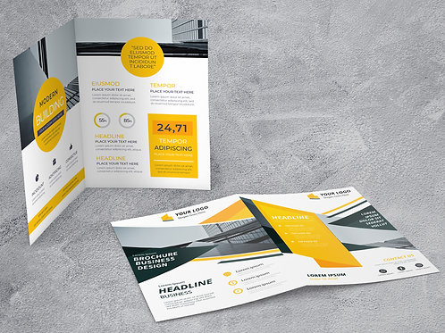 Brochure e depliant