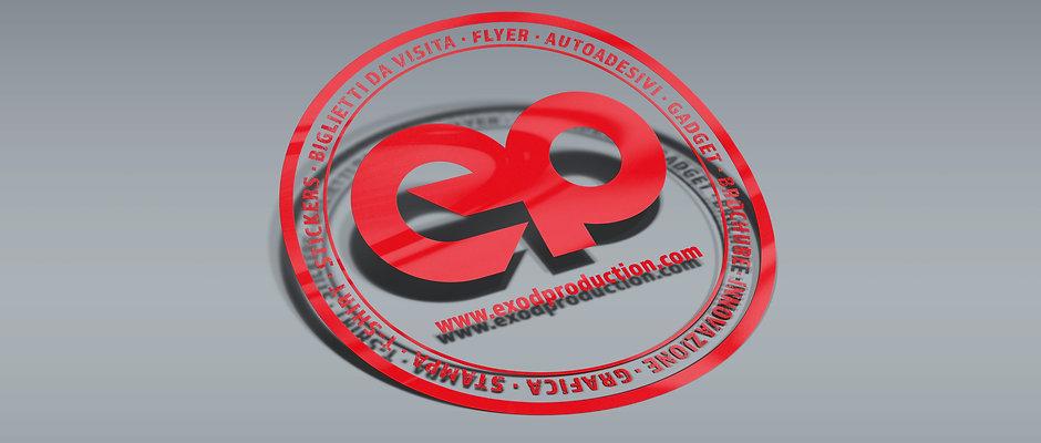 Sticker Adesivi Personalizzati (5cm)