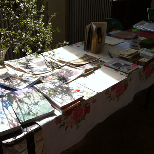 infostand in Tremelo