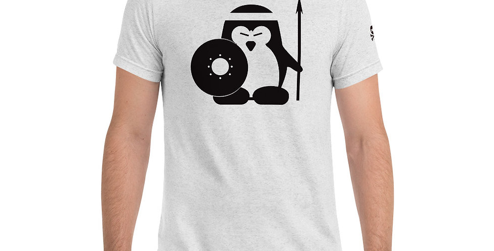Warrior Penguin T-Shirt