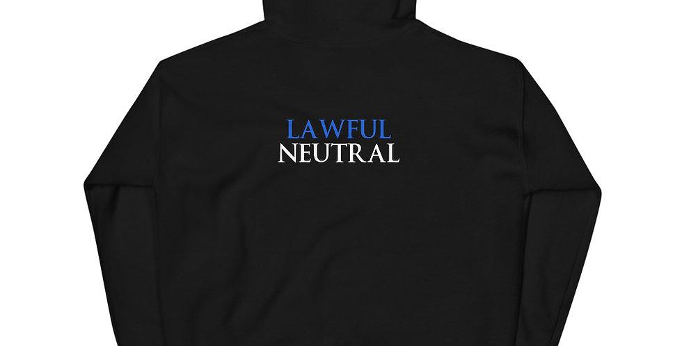 Lawful Neutral Hoodie