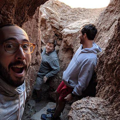 Palo Duro Canyon Caves