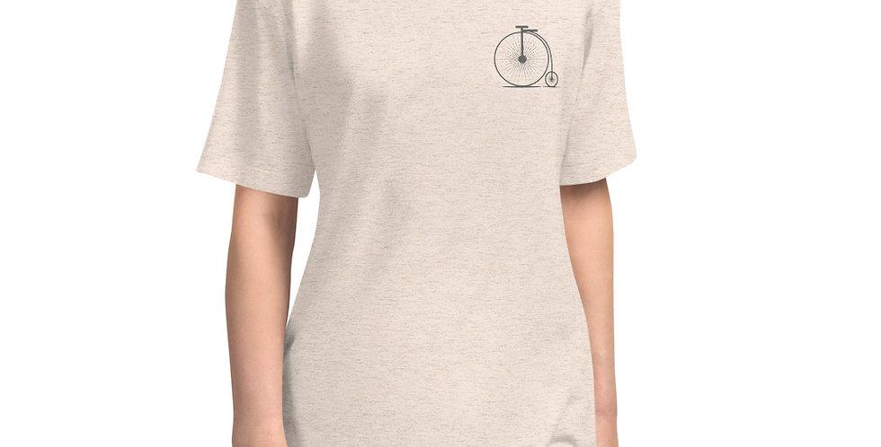 Penny Farthing Long Triblend Shirt