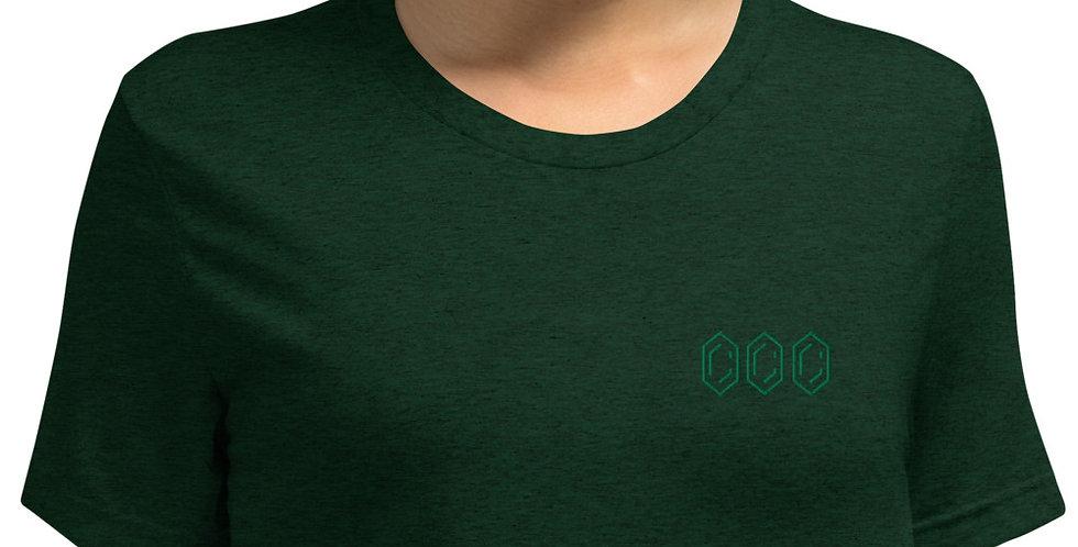 Rupee Embroidered Shirt